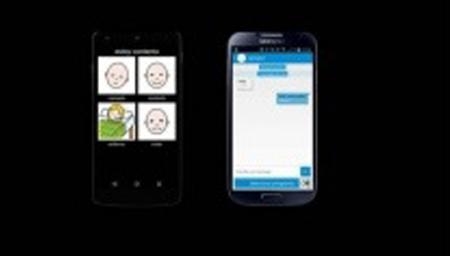 Un WhatsApp para personas con dificultades de comunicación verbal